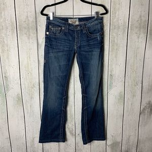 Big Star Liv Boot Stretch Jeans